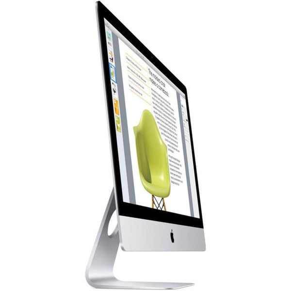 "Apple 21.5"" iMac All-in-One Desktop Computer (Mid 2014)"