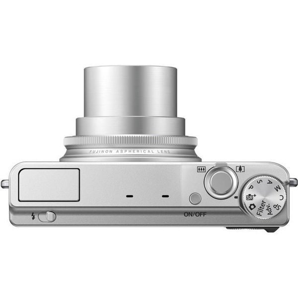Fujifilm XQ2 Digital Camera (Silver)