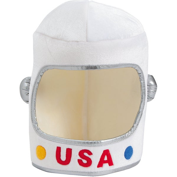 Child Astronaut Foam Space Helmet