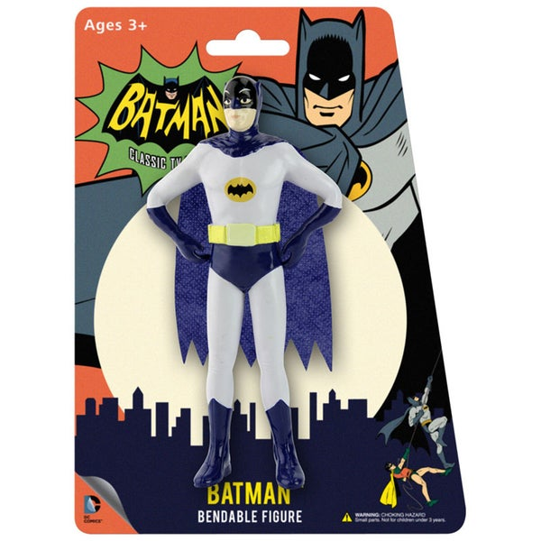 Batman Bendable 5.5-inch Posable Figure