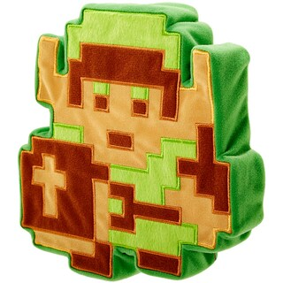 The Legend of Zelda Link 8-bit Plush 9-inch Retro Doll