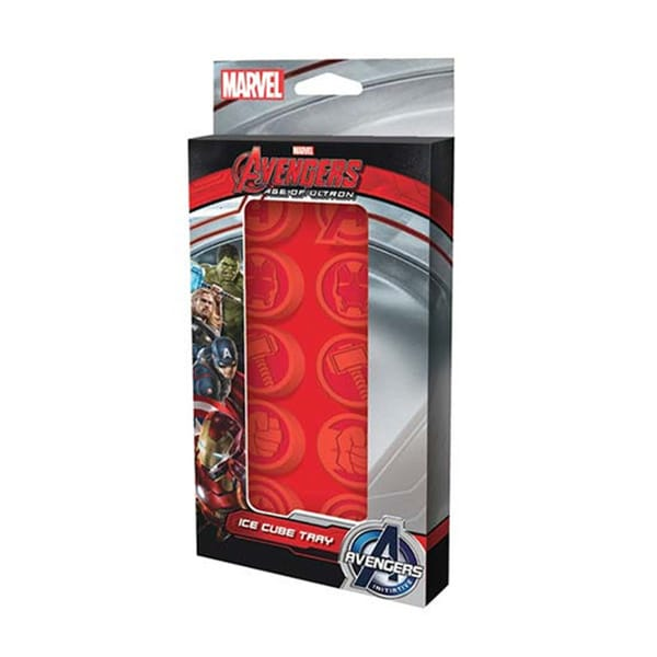 Avengers Silicone Ice Cube Tray