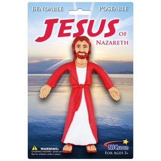 Jesus of Nazareth 5.5-inch Bendable Figure