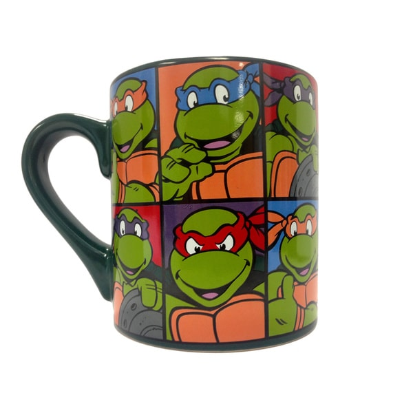 Teenage Mutant Ninja Turtles Cearmic Coffee Mug