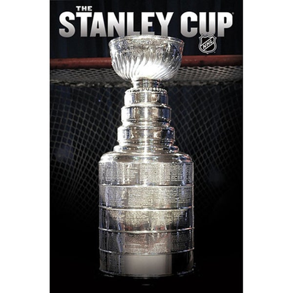 NHL Stanley Cup National Hockey League Poster