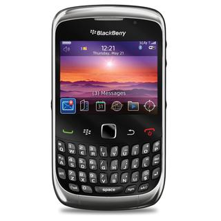 Blackberry Curve 3G 9300 Unlocked GSM OS 5.0 Cell Phone - Graphite Grey