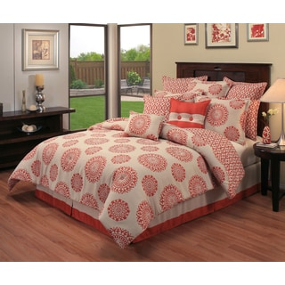 Sherry Kline Spring Ridge Reversible 8-piece Comforter Set