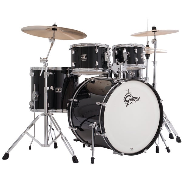 Gretsch Energy 5-piece Black Drum