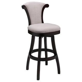 Van Buren Swivel Off-White Barstool