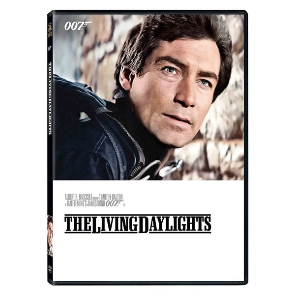 The Living Daylights (DVD) 15865568