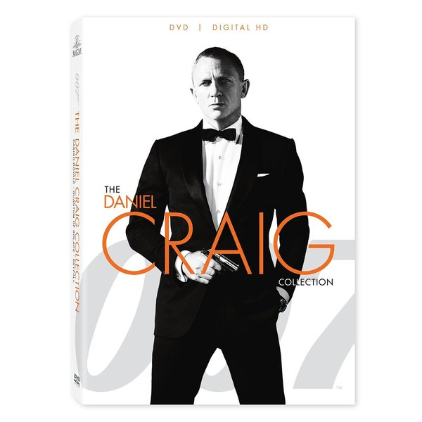 007 The Daniel Craig Collection (DVD) 15865601