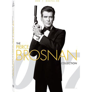007 The Pierce Brosnan Collection (DVD)