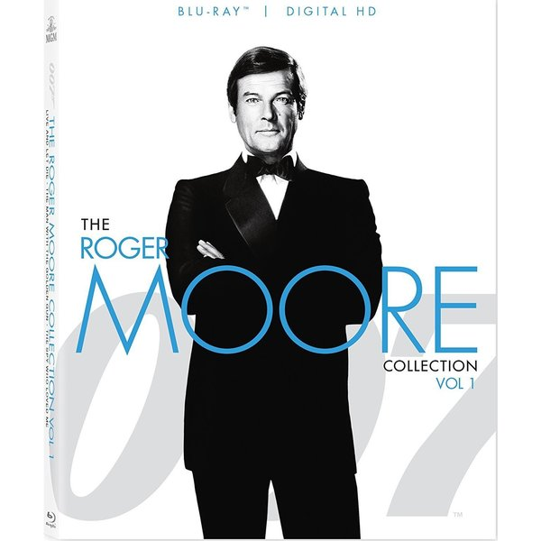 007 The Roger Moore Collection Vol. 1 (Blu-ray Disc) 15865607