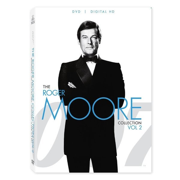007 The Roger Moore Collection Vol. 1 (DVD) 15865608