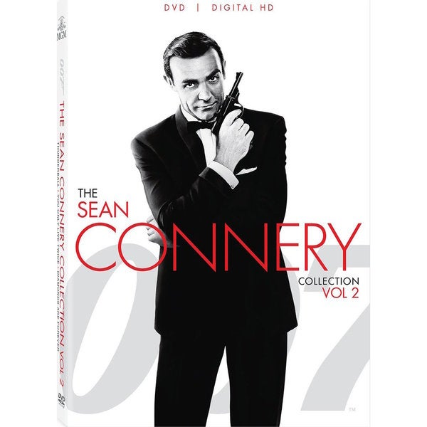 007 The Sean Connery Collection Vol. 2 (DVD) 15865615