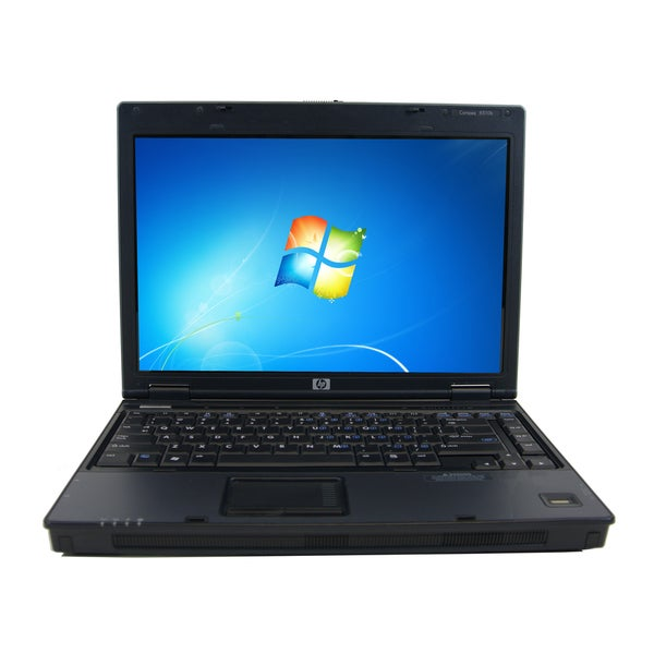 HP Compaq 6510B 14.1-inch 2.0GHz Intel Core 2 Duo 2GB RAM 320GB HDD Windows 7 Laptop (Refurbished)