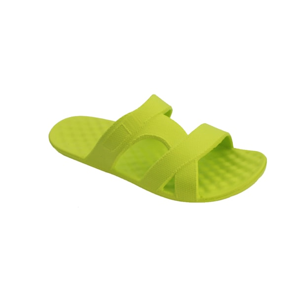 IB EVA Women's 8-9 Green Slippers