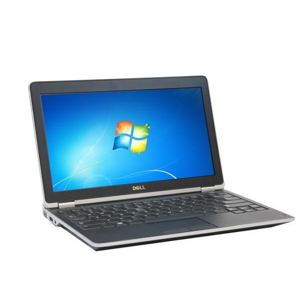DELL E6220 Core i5-2.5GHz 6144MB 320GB NO ODD 12.5-inch display HDMI W7HP64 (Refurbished)