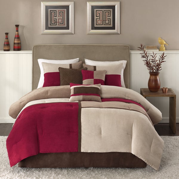 Madison Park Austin 7-Piece Comforter Set