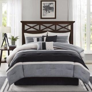 Madison Park Lenox 7-Piece Comforter Set