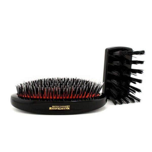 Mason Pearson Junior Military Bristle/Nylon Mix Hair Brush 15868204