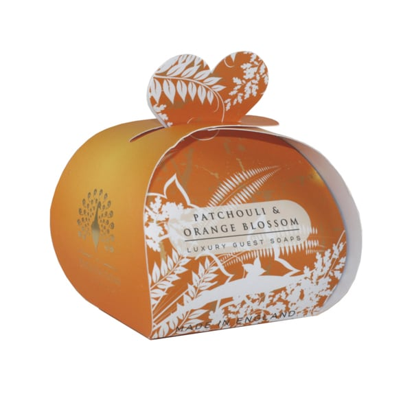 The English Soap Co. 3 Luxury Guest Soaps
