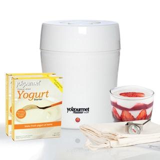 Yogourmet Yogurt Maker Kit