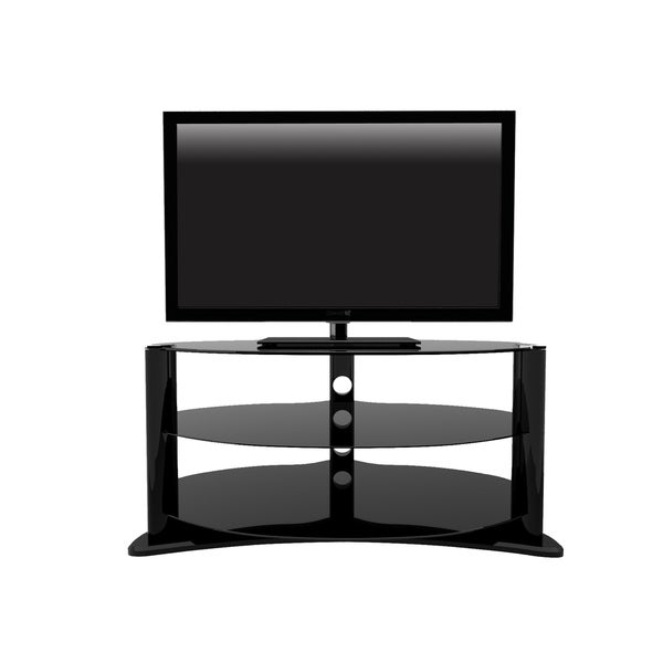 Denver Oval 3 tier TV stand Fits TVs up to 37 inches