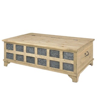 Progressive Caymus Storage Cocktail Table/Trunk
