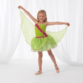 KidKraft Green Winged Fairy Dress Up Costume