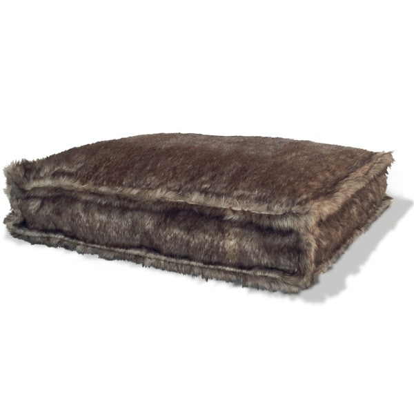 Faux Fur Ultra-Plush Lounger