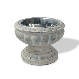 Bombay Company Aeneas Stone Urn Bowl