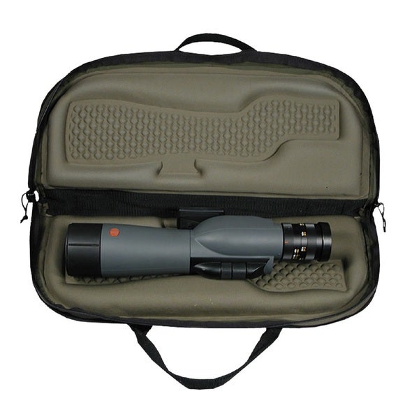 Snug Fit Spotting Scope Case Fits Up to 60mm Black