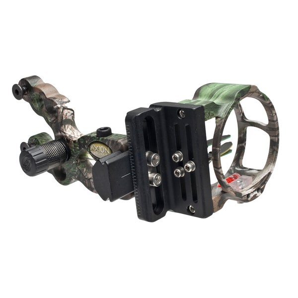 Axion Soul Hunter 3 Pin Sight .019-inch Realtree Xtra