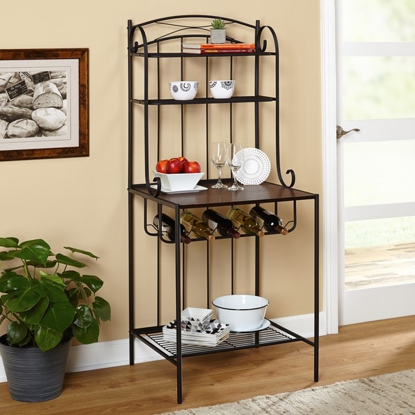 Simple Living Kingston Bakers Rack