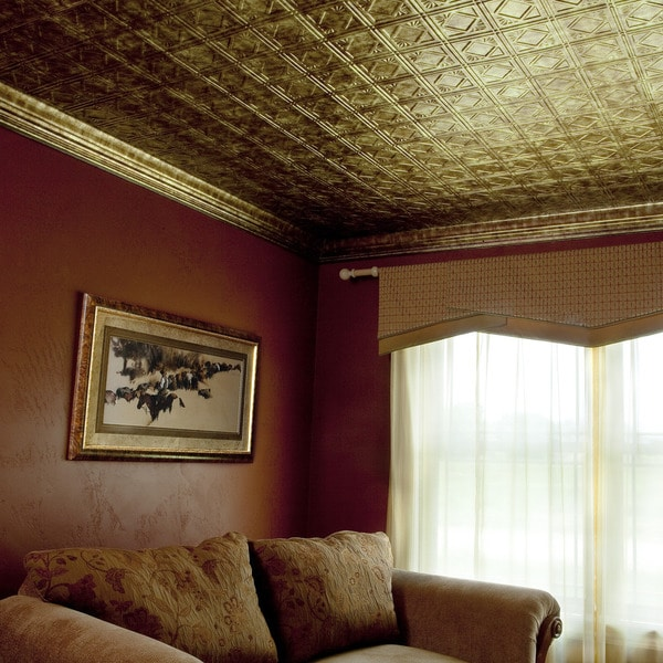 4x4 ceiling tiles