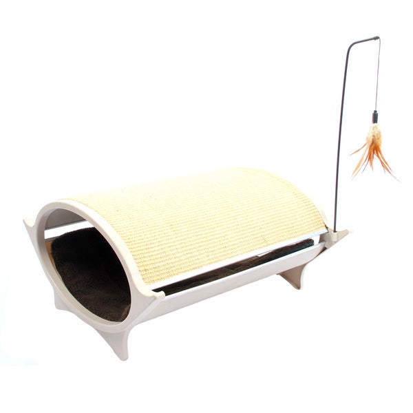 Indoor Cat House Cat Scratcher