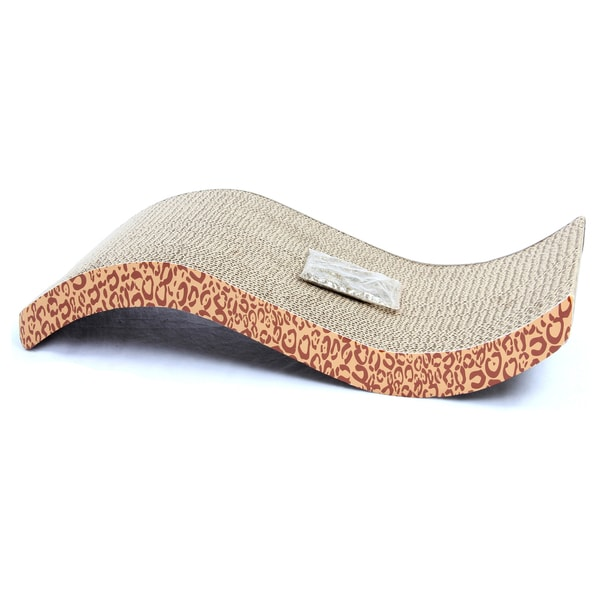 S Shape Cat Scratcher