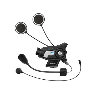 Sena 10C-01 Motorcycle Bluetooth Camera and Communication System