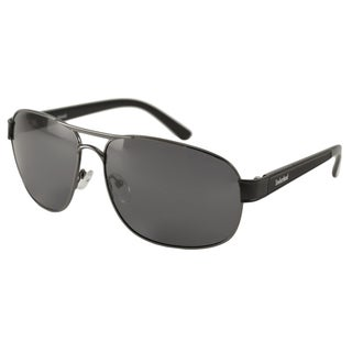 Timberland Men's TB9502 Polarized/ Aviator Sunglasses