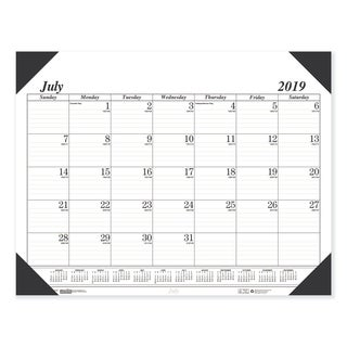 House of Doolittle 2015-2016 Economy 14-Month Academic Desk Pad Calendar