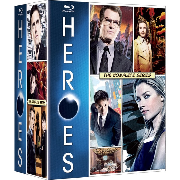 Heroes: The Complete Series (Blu-ray Disc) 15878614