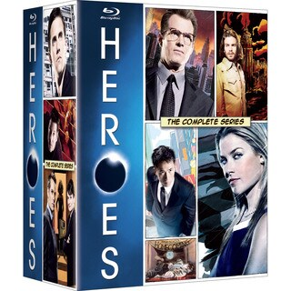Heroes: The Complete Series (Blu-ray Disc)