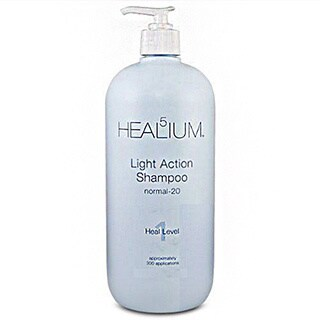 Healium Medium Action 1-liter Shampoo