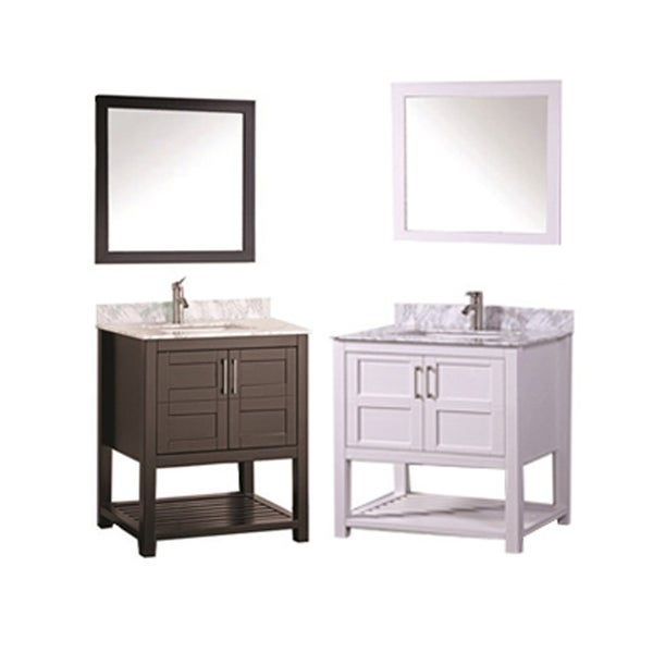 mtd vanities argentina 30 inch single sink bathroom vanity set with