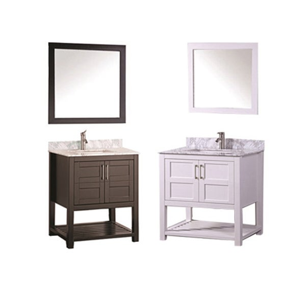 Wonderful VIGO 24 Inch Amber Single Bathroom Vanity