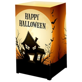 Haunted House Tabletop Lanterns (Pack of 12)