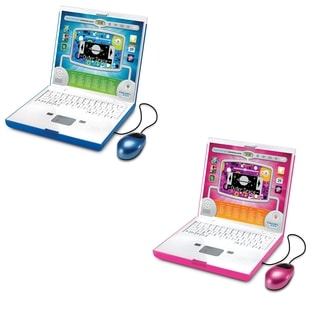 Discovery Kids Teach & Talk Exploration Slim Laptop