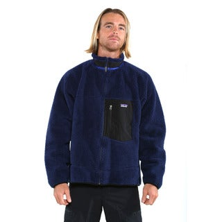Patagonia Men's Classic Retro-X Jacket in Classic Navy
