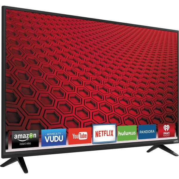 Vizio E-Series E43-C2 43-inch 1080p 120Hz Smart Wi-Fi LED HDTV (Refurbished)